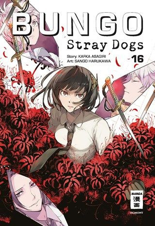 Bungo - Stray Dogs 16