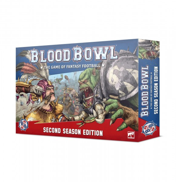 Blood Bowl: Second Season Edition (Eng)