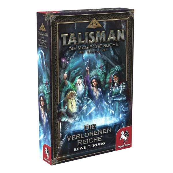 Talisman - Die verlorenen Reiche 4. Ed.