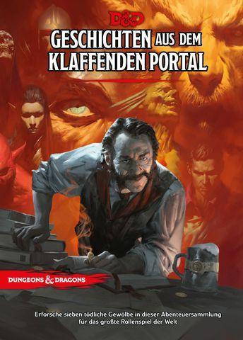 D&D: Geschichten aus dem Klaffenden Portal