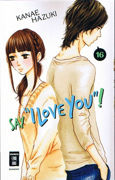 Say I love you! 16