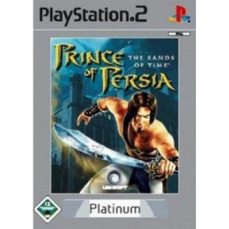 Prince of Persia: Sands of Time - Platinum