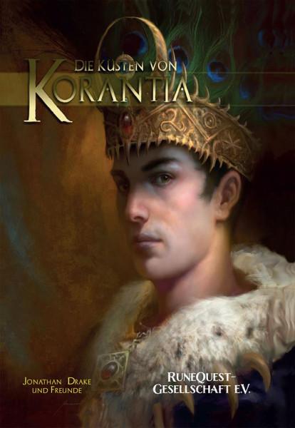 Rune Quest RPG: Die Küsten von Korantia