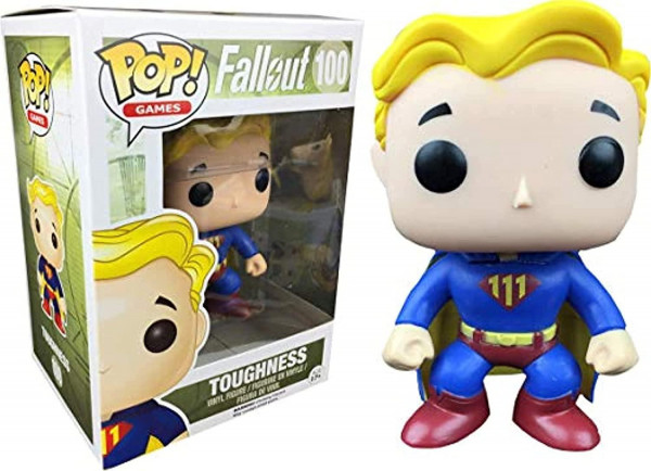 POP! - Fallout: Vault Boy Toughness 10cm