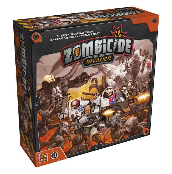 Zombicide - Invader dt.