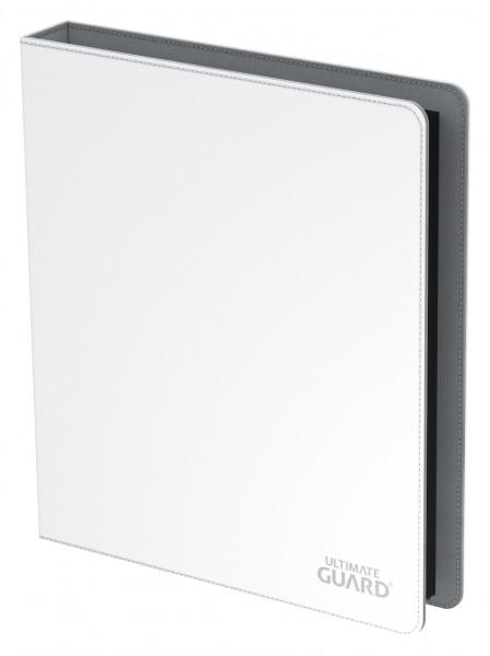 Supreme Collectors 3-Ring Binder Slim XenoSkinTM White