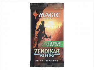 Zendikar Rising Set Booster en.