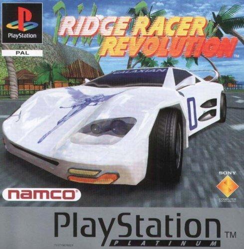 Ridge Racer Revolution - Platinum (Playstation, gebraucht) **