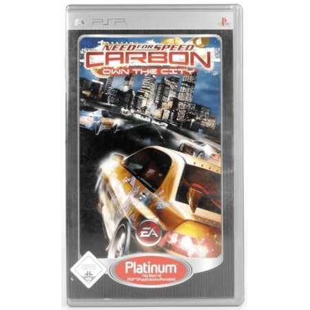 Need for Speed Carbon: Own The City - Platinum