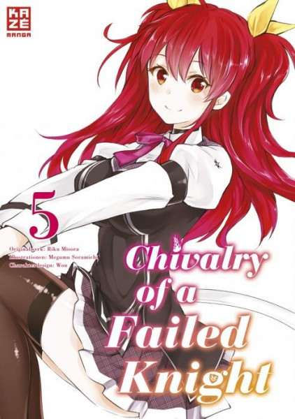Chivalry of a Failed Knight 05