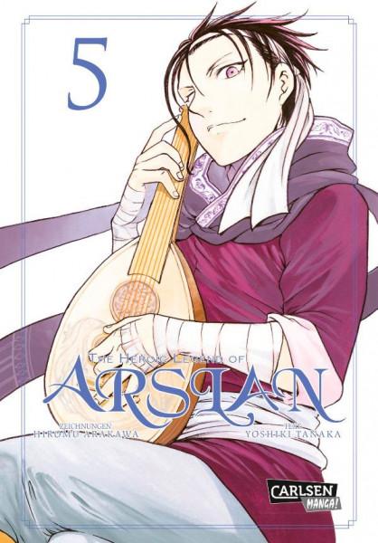 The Heroic Legend of Arslan 05
