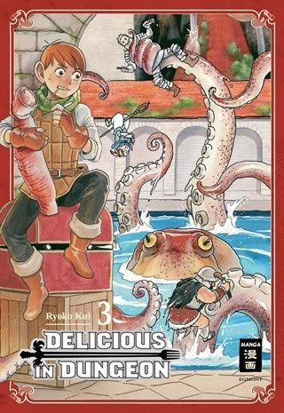 Delicious in Dungeon 03
