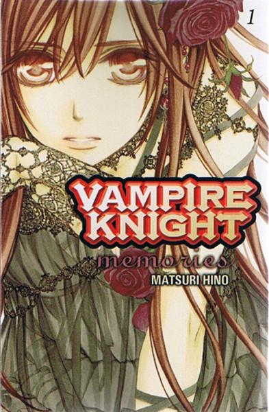 Vampire Knight memories 01