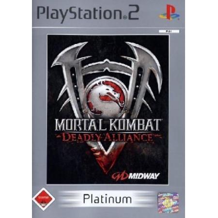 Mortal Kombat: Deadly Alliance - Platinum