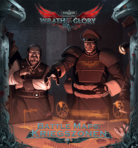 WH40K: Wrath & Glory - Battlemats/Kriegszonen