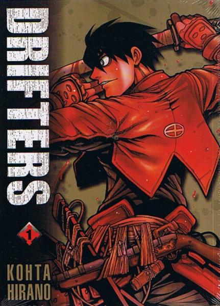 Drifters 01