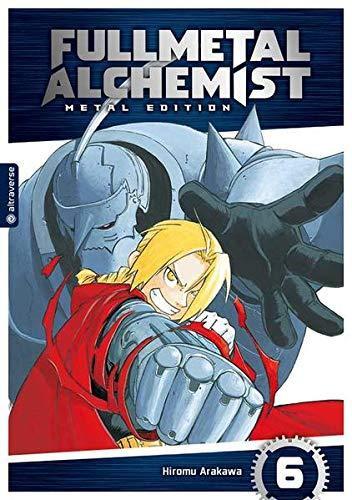 Fullmetal Alchemist Metal Edition # 06