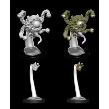 Dungeons & Dragons Nolzur`s Marvelous Unpainted Miniatures: Gazor & Spectator