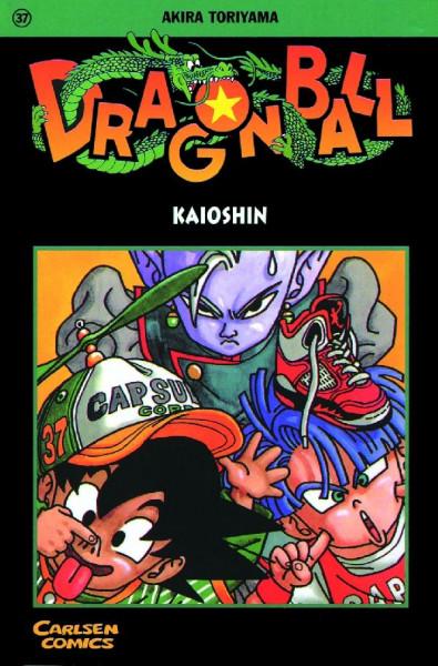 Dragon Ball 37 - Kaioshin
