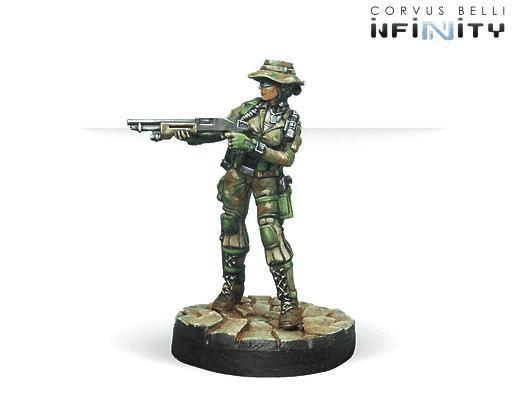 Foxtrot Ranger (Boarding Shotgun)