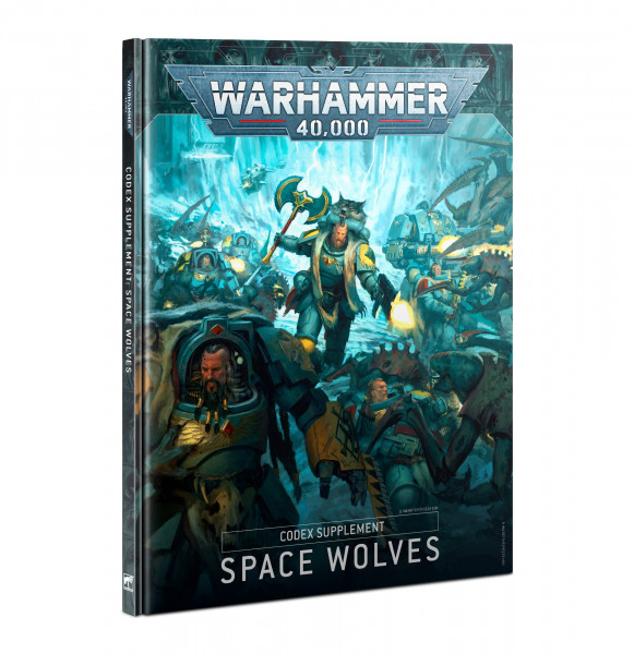 Codex: Space Wolves (Hb) (Deutsch)