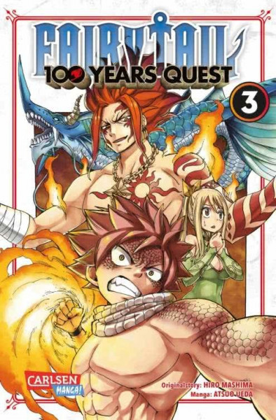 Fairy Tail - 100 Years Quest 03
