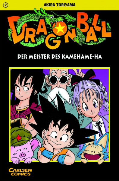 Dragon Ball 02 - Der Meister des Kamehame-Ha