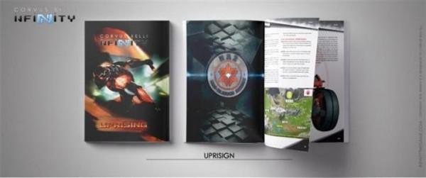 Infinity Uprising + Preorder Mini
