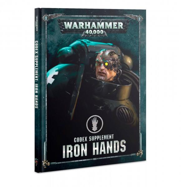 Codex: Iron Hands (Hb) (Deutsch) (55-05)