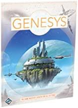 FFG - Genesis RPG: Game Masters Screen