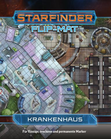 Starfinder Flip-Mat: Krankenhaus