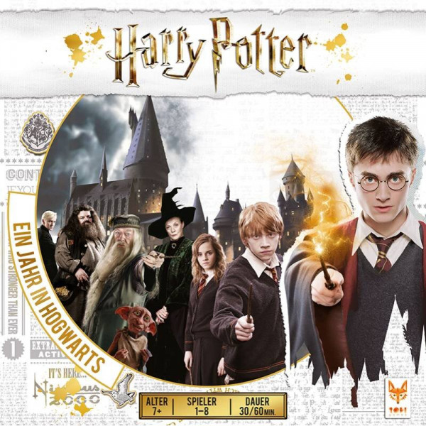 Harry Potter: Ein Jahr in Hogwarts • DE