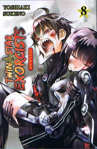 Twin Star Exorcists: Onmyoji 08
