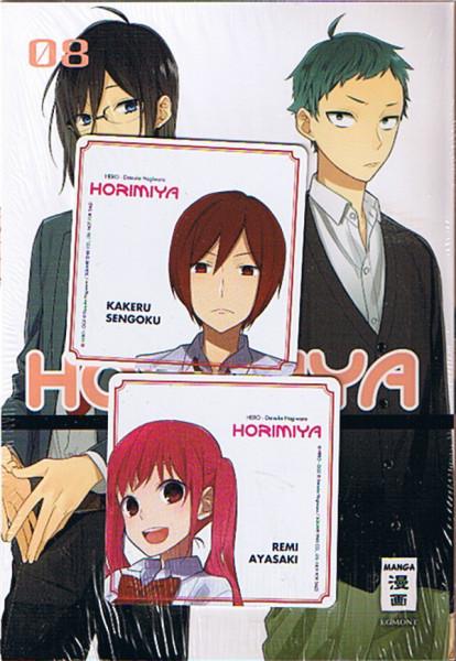 Horimiya 08