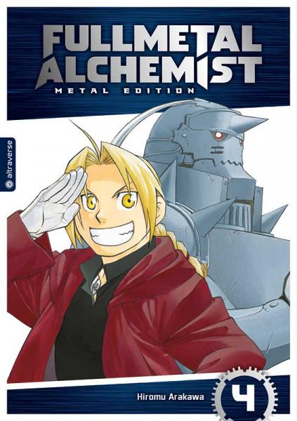 Fullmetal Alchemist  - Metal Edition - 04