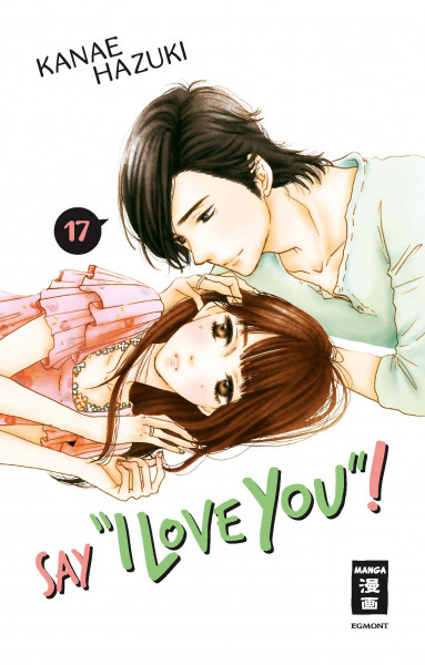 Say I love you! 17