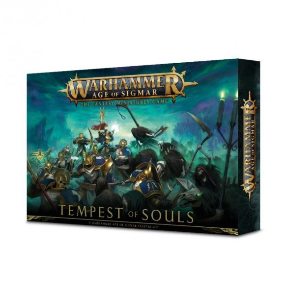 Age Of Sigmar: Tempest Of Souls (Eng) (80-19)