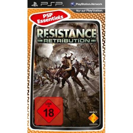 Resistance: Retribution - Essentials