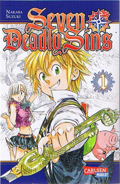 Seven Deadly Sins 01