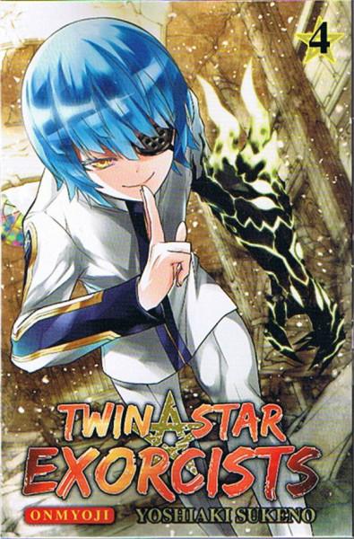 Twin Star Exorcists: Onmyoji 04