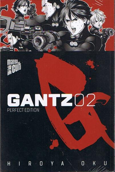 GANTZ Perfect Edition 02