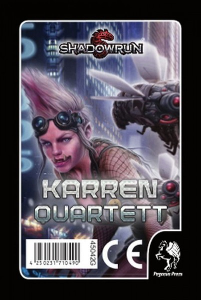 Shadowrun Karrenquartett