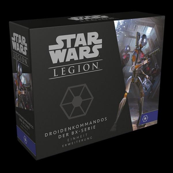 SW Legion: Droidenkommandos Der BX-Serie erw. dt.