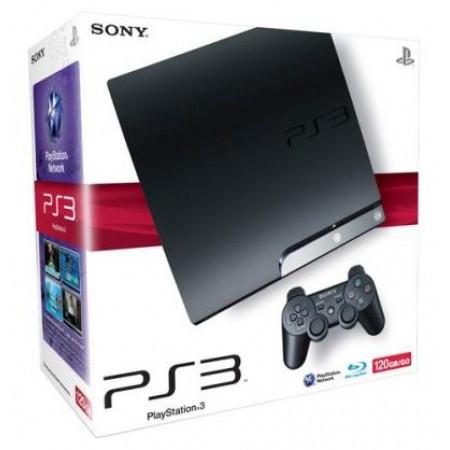 Playstation 3 Slim Konsole 120 GB (OVOA)