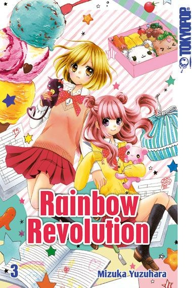 Rainbow Revolution 03