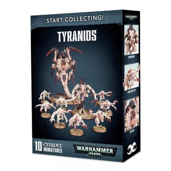 Start Collecting! Tyranids (70-51)
