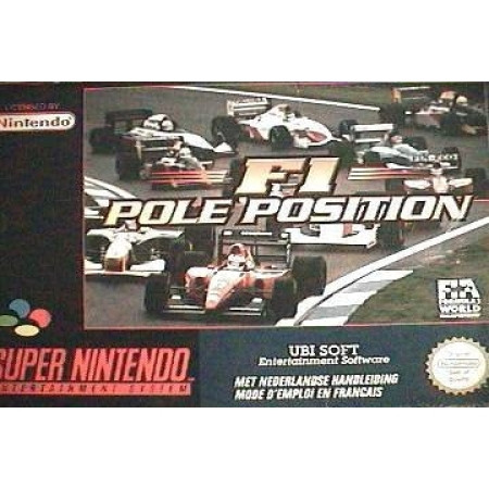 F1 Pole Position CIB
