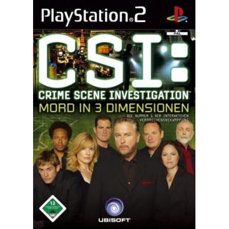 CSI Crime Scene Investigation: Mord in 3 Dimensionen