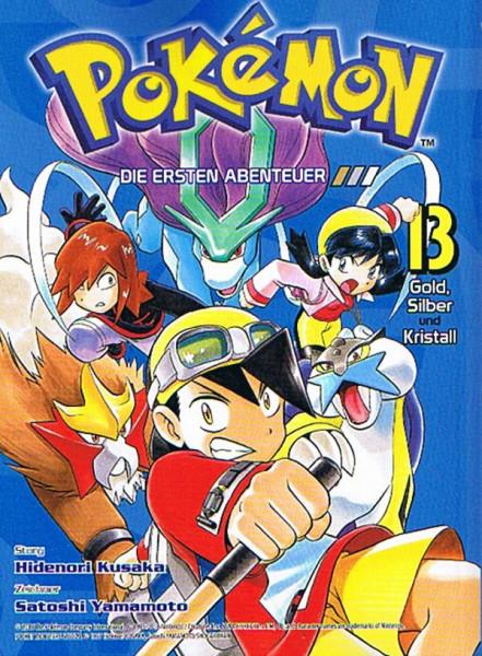 Pokemon – Die ersten Abenteuer Band 13