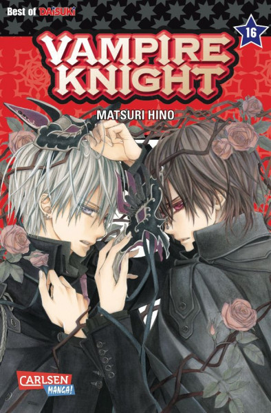 Vampire Knight 16